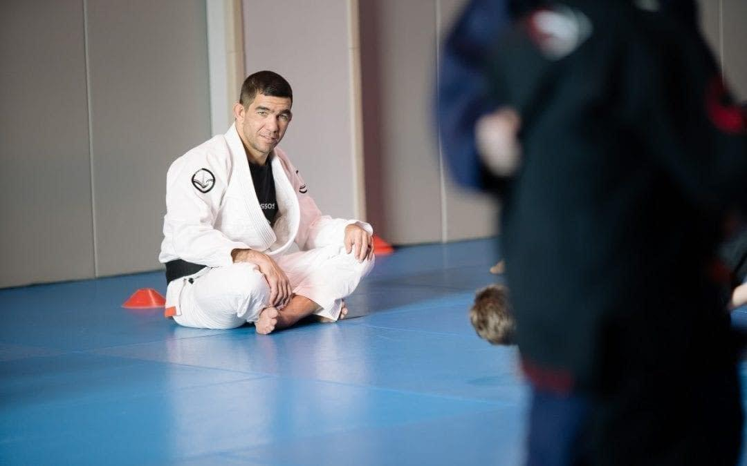 Professor Tony Passos Highlighted in BJJ Hereos
