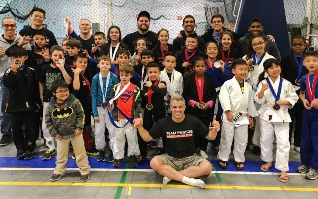 U.S. Grappling Kids Competition