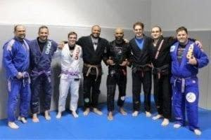 jiu jitsu affiliation